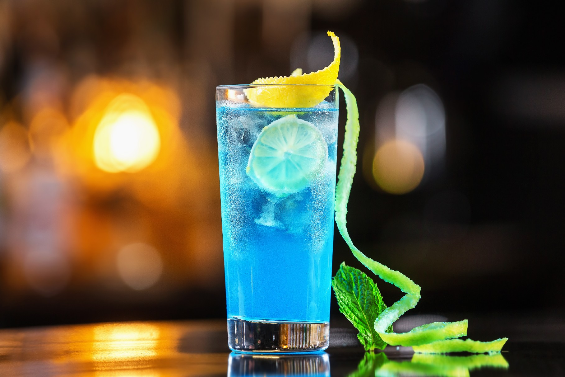 Blue Lagoon How To Make A Blue Lagoon With Spirit Events